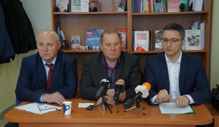 Ямболските депутати от БСП очертаха приоритетите на левицата в началото на годината