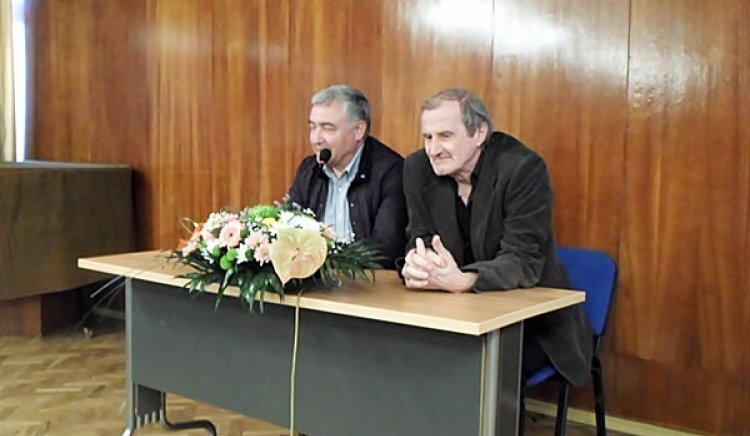 Валентин Вацев в Ямбол: Готви се война между САЩ и Русия на територията на Украйна