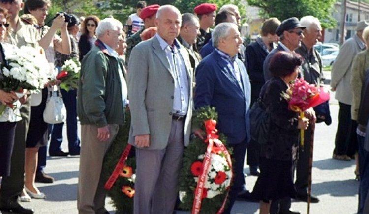 БСП – Ямбол сведе глави в памет на жертвите на хитлерофашизма