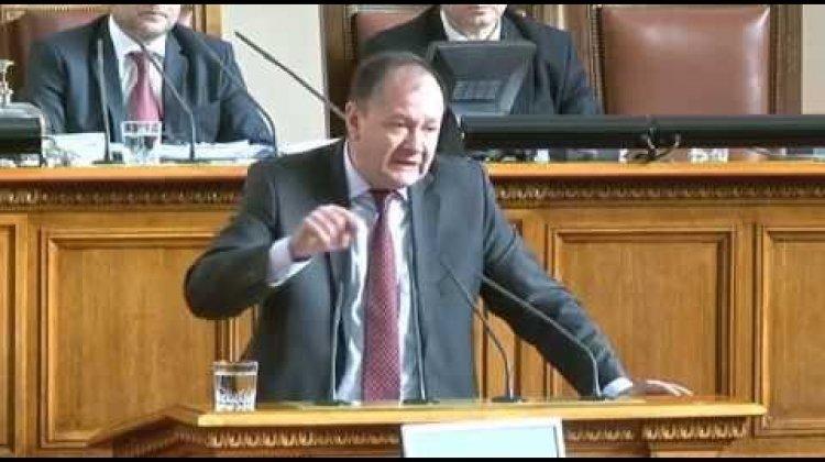 Михаил Миков: БСП няма да подкрепи бюджета. Той убива България като икономика и перспектива